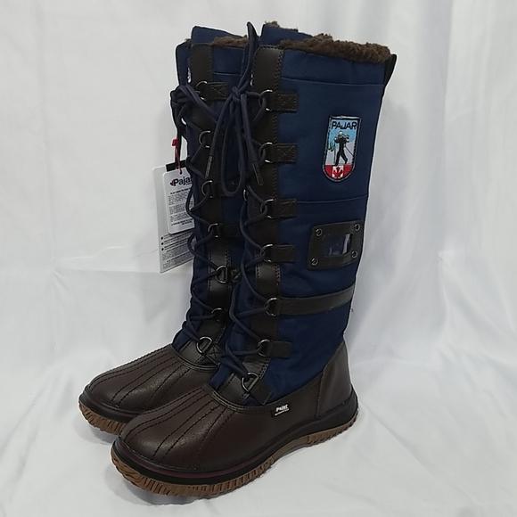 Pajar Canada Grip Zip Tall Winter Boots